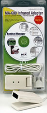 Adaptador de Infrarojos + Handset Manager software