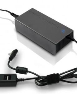 CONCEPTRONIC ADAPTADOR DE CORRIENTE UNIVERSAL 90 W 19V CON HUB X2 USB