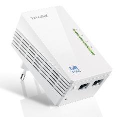 TP-LINK ADAPTADOR DE RED WIFI LINEA ELECTRICA 500 MBPS POWER LINE TP-LINK