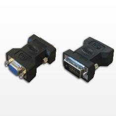 NEKLAN S.A.S ADAPTADOR DVI-D (MACHO 24+1) / VGA (HEMBRA)