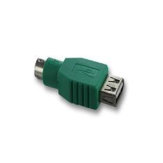 NEKLAN S.A.S ADAPTADOR PS2 MACHO A USB HEMBRA