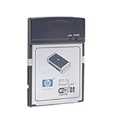 TECHSOLO ADAPTADOR TARJETAS COMPACT FLASH PARA IMPRESORA HP 802.11G WIFI