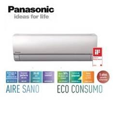 PANASONIC ESPAÑA, S.A. AIRE ACONDICIONADO PANASONIC UE09-PKE  INVERTER A+ FRIO 2500 CALOR 3300