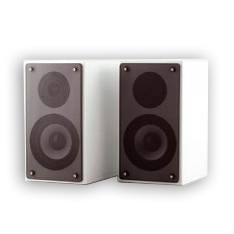A DETERMINAR ALTAVOCES ACTIVOS TRAUTECH TS1050005 / 30 W / RCA / DE PARED / BLANCOS