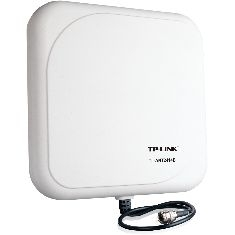 TP-LINK ANTENA EXTERIOR DIRECCIONAL 14 DBI 2.4GHZ CONECTOR N-TYPE TP-LINK