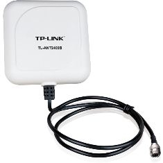 TP-LINK ANTENA EXTERIOR DIRECCIONAL 9 DBI 2.4GHZ CONECTOR N-TYPE TP-LINK