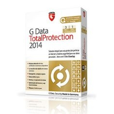 G-DATA ANTIVIRUS G DATA TOTAL PROTECTION 2014 3 USUARIOS 1 AÑO