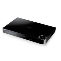 SAMSUNG ELECTRONICS IBERIA S.A BLU RAY 3D SAMSUNG DISCO DURO HDD 500GB, FULL HD, BD MKV CD DVD , DOBLE TDT HD WIFI DIRECT WEB 5GB SMART DUAL CORE, HDMI, USB HOST