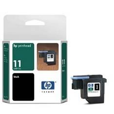 HP CABEZAL IMPRESION HP 11 C4810A NEGRO 16000 PAGINAS 500/ 500PS/ K850