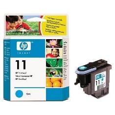 HP CABEZAL IMPRESION HP 11 C4811A CIAN 24000 PAGINAS 500/ 500PS/ K850
