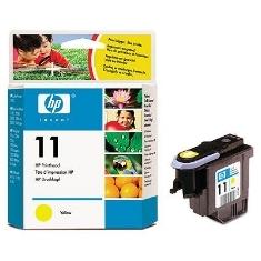 HP CABEZAL IMPRESION HP 11 C4813A AMARILLO 24000 PAGINAS 500/ 500PS/ K850