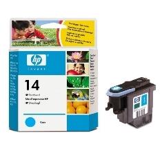 HP CABEZAL IMPRESION HP 14 C4921A CIAN 30000 PAGINAS 500/ 500PS/ K850