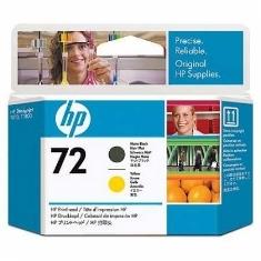 HP CABEZAL IMPRESION HP 72 C9384A NEGRO/ AMARILLO T610/ T1100