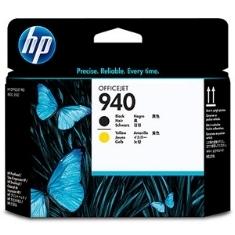 HP CABEZAL IMPRESION HP 940 C4900A NEGRO/ AMARILLO 8000
