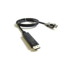 A DETERMINAR CABLE DISPLAYPORT (DP-M/HDMI-A-M) A HDMI 3M NEGRO