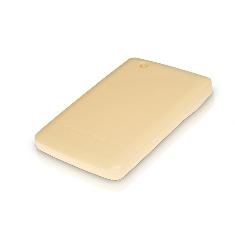 """CONCEPTRONIC CAJA EXTERNA CONCEPTRONIC HDD  DE 2.5"""" PARA DISCO DURO  SERIAL ATA  USB 2.0 AMARILLO"""