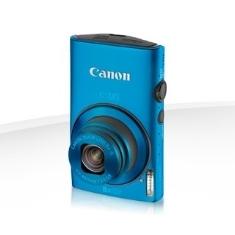 """CANON CAMARA DIGITAL CANON IXUS 125 HS AZUL 16.1MP ZO 5X 3"""" LITIO/  FULL HD/ ID DE CARA"""