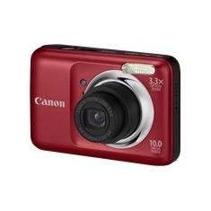 "CANON CAMARA DIGITAL CANON POWER SHOT A800 ROJA 10MP ZD 4X 2.5"" 2XAA"