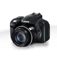 "CANON CAMARA DIGITAL CANON POWER SHOT SX50 HS 12.1MP ZU ANGULAR 50X 2.8"" LITIO"