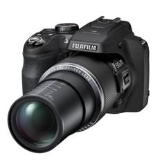 "FUJIFILM CAMARA DIGITAL FUJIFILM FINEPIX SL1000 NEGRO 16 MP ZOOM 50X (24-1200MM) FULL HD LCD 3"" LITIO"