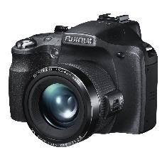 "FUJIFILM CAMARA DIGITAL FUJIFILM FINEPIX SL240 NEGRO 14 MP ZO X 24 ( 24-576) HD ZAPATA PARA FLASH TTL LCD 3"" LITIO"