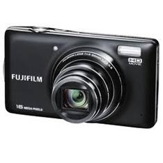 "FUJIFILM CAMARA DIGITAL FUJIFILM FINEPIX T400 NEGRO 16 MP ZO X 10 HD LCD 3"" LITIO"