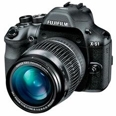 "FUJIFILM CAMARA DIGITAL FUJIFILM FINEPIX X-S1 NEGRA 12 MP ZO X 30 ( 24-624) FUL HD ZAPATA PARA FLASH TTL LCD 3"" LITIO"