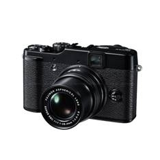 "FUJIFILM CAMARA DIGITAL FUJIFILM FINEPIX X10 NEGRA 12 MP ZO X4 EBC FUJINON (28-112MM) FULL HD  LCD 2.8"" LITIO"