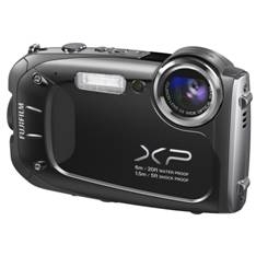 "FUJIFILM CAMARA DIGITAL FUJIFILM FINEPIX XP-60 NEGRO 16.4 MP ZO X 5 HD LCD 2.7"" LITIO ACUATICA 6 METROS FULL HD"
