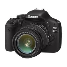 CANON CAMARA DIGITAL REFLEX CANON EOS 550D BODY (SOLO CUERPO)