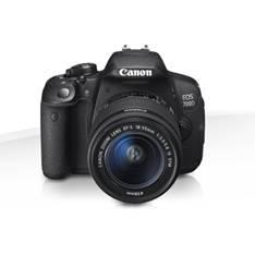CANON CAMARA DIGITAL REFLEX CANON EOS 700D  BODY 18MP (SOLO CUERPO)