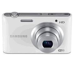 SAMSUNG ELECTRONICS IBERIA S.A CAMARA DIGITAL SAMSUNG ST150 SMART 2.0 WIFI 16MP 5X 3''  ULTRACOMPACTA BLANCA ,  REGALO: FUNDA +2º BATERIA