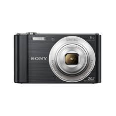 SONY ESPAÑA S.A CAMARA DIGITAL SONY KW810B 20.1MP ZO 6X VIDEO HD NEGRA + FUNDA + SD8GB