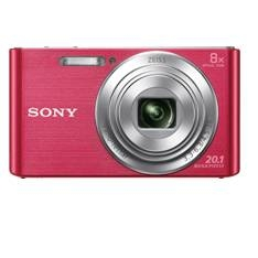 SONY ESPAÑA S.A CAMARA DIGITAL SONY KW830P 20.1MP ZO 8X VIDEO HD ROSA