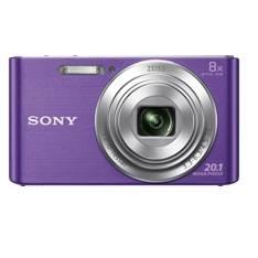 SONY ESPAÑA S.A CAMARA DIGITAL SONY KW830V 20.1MP ZO 8X VIDEO HD VIOLETA