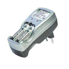ENERGIZER CARGADOR ENERGIZER AUDIO+2 PILAS RECARGABLES AA/AAA HR-03 850mA