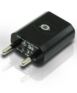 CONCEPTRONIC CARGADOR USB DE PARED CONCEPTRONIC PARA TABLET MOVILES GPS MP3 CAMARAS ETC 1000mA 5V