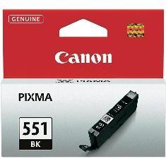 CANON CARTUCHO CANON CLI-551BK NEGRO MG6350/MG5450