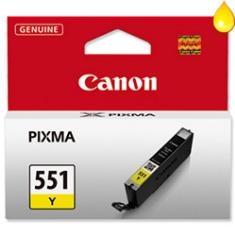 CANON CARTUCHO CANON CLI-551Y AMARILLO, MG6350 / MG5450