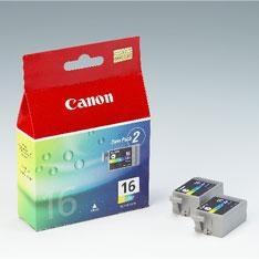 CANON CARTUCHO CANON TRICOLOR BCI16 PARA IP90/ MINI 220