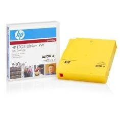 HP CARTUCHO DE DATOS ULTRINIUM 400/800GB, RW, HP