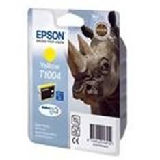 EPSON CARTUCHO DE TINTA AMARILLO EPSON C13T10044020, 815 Pág PARA STYLUS B1100