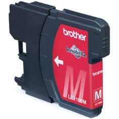 BROTHER CARTUCHO TINTA BROTHER LC1100M MAGENTA 325 PAGINAS DCP-585CW/ DCP-6690CW/ MFC-490CW/ MFC-790CW