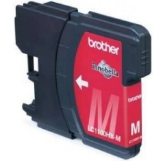 BROTHER CARTUCHO TINTA BROTHER LC1100M MAGENTA 750 PAGINAS MFC5890CN/ DCP6690CW/ MFC6490CW/ MFC6890CDW