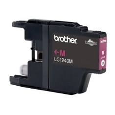 BROTHER CARTUCHO TINTA BROTHER LC1240MBP MAGENTA 600 PAGINAS MFCJ6510DW/ MFCJ6710DW/ MFCJ6910DW