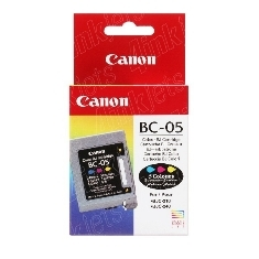 CANON CARTUCHO TINTA CANON BC 05 TRICOLOR 22ML 250/ 1000