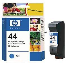 HP CARTUCHO TINTA CYAN HP DESIGNJET 350/450/455