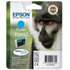 EPSON CARTUCHO TINTA EPSON T0892 CIAN 3.5ML S20 / SX105 / SX200 / SX205 / SX 405