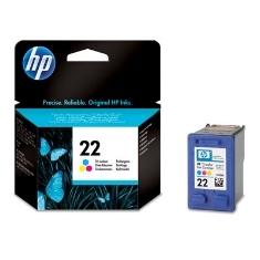 HP CARTUCHO TINTA HP 22 C9352AE TRICOLOR 5ML 3920/ 3940/ PS1410