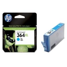 HP CARTUCHO TINTA HP 364XL CB323EE CIAN 7ML D5460/ B8550/ C6380/ C5380